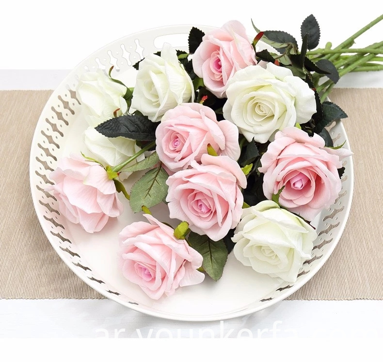 Rose Artificial Flowers 0 Jpg